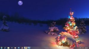 Windows-7-Christmas-Theme-Holiday-Lights