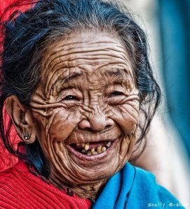 kathmandu lady